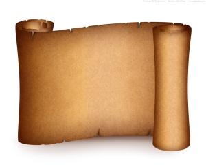 vintage-paper-scroll