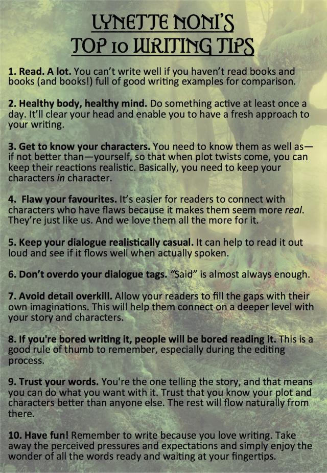 Top 10 Tips (Portrait) JPEG