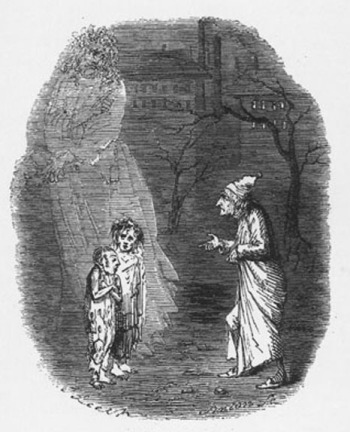 A_Christmas_Carol,_Ignorance_and_Want_by_John_Leech