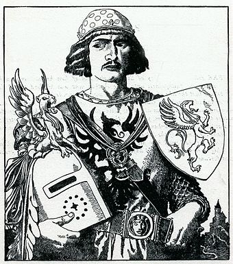 Arthur-Pyle_Sir_Gawaine_the_Son_of_Lot,_King_of_Orkney