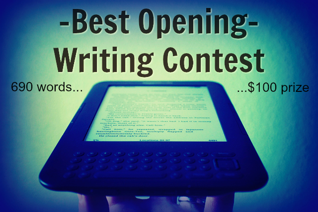 Best Opening Contest for Indie Authors