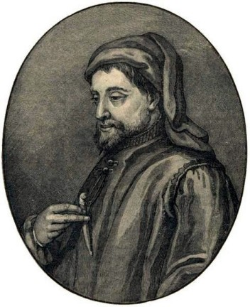 Geoffrey_Chaucer_-_Illustration_from_Cassell's_History_of_England_-_Century_Edition_-_published_circa_1902