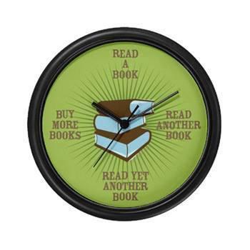 1. the book clock