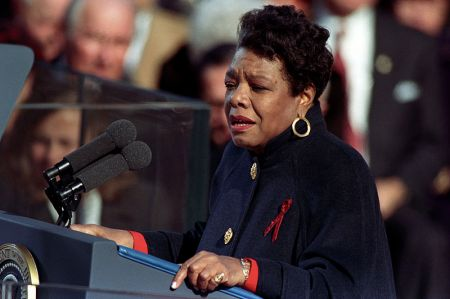 Angelou_at_Clinton_inauguration