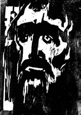 'The_Prophet',_woodcut_by_Emil_Nolde,_1912