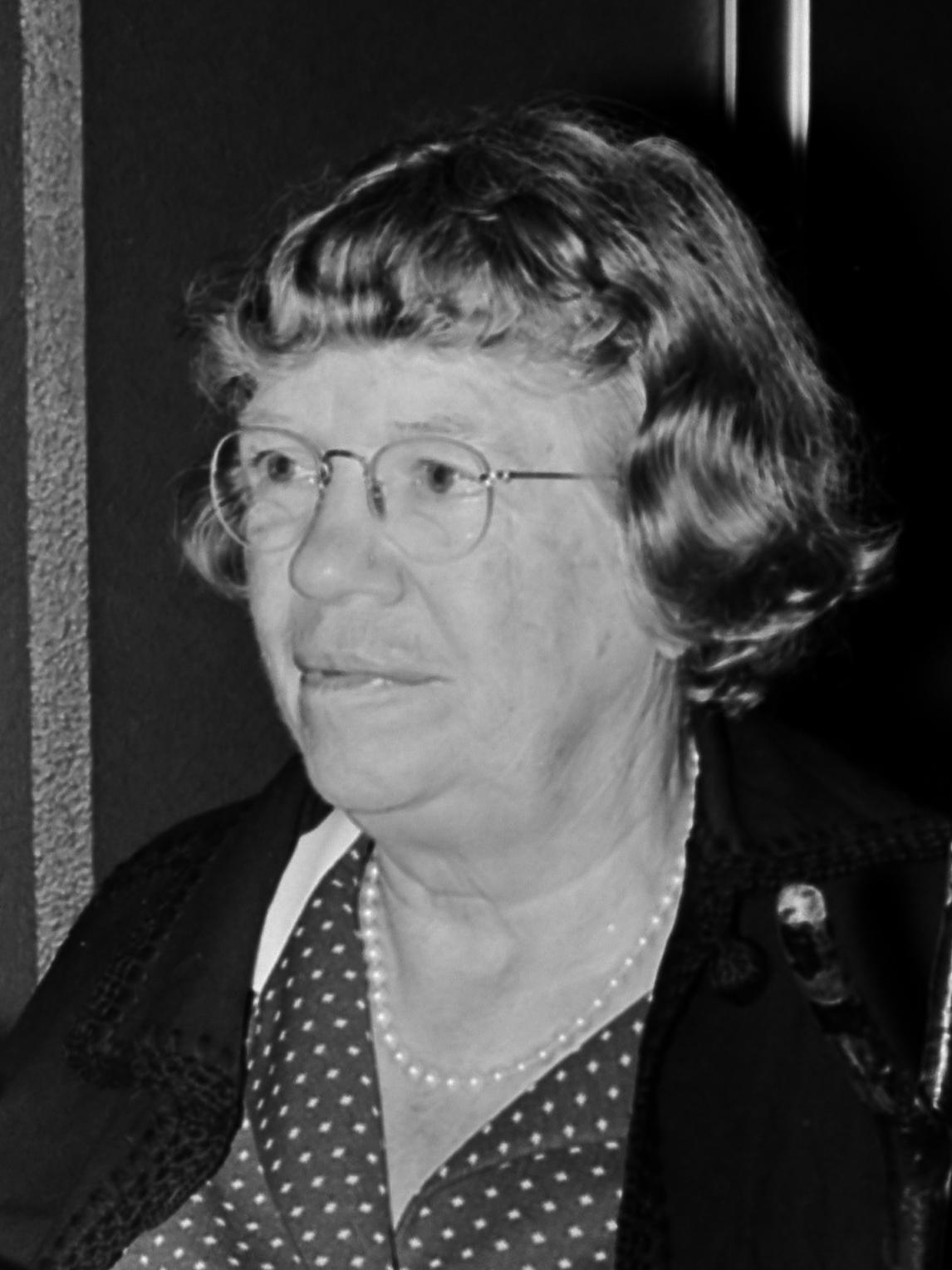 Margaret Mead (1972)