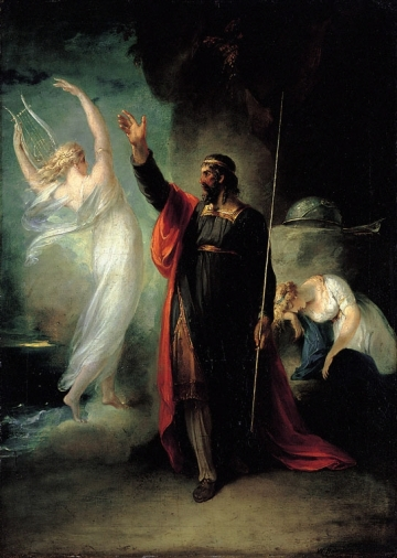 william-hamilton-prospero-ariel