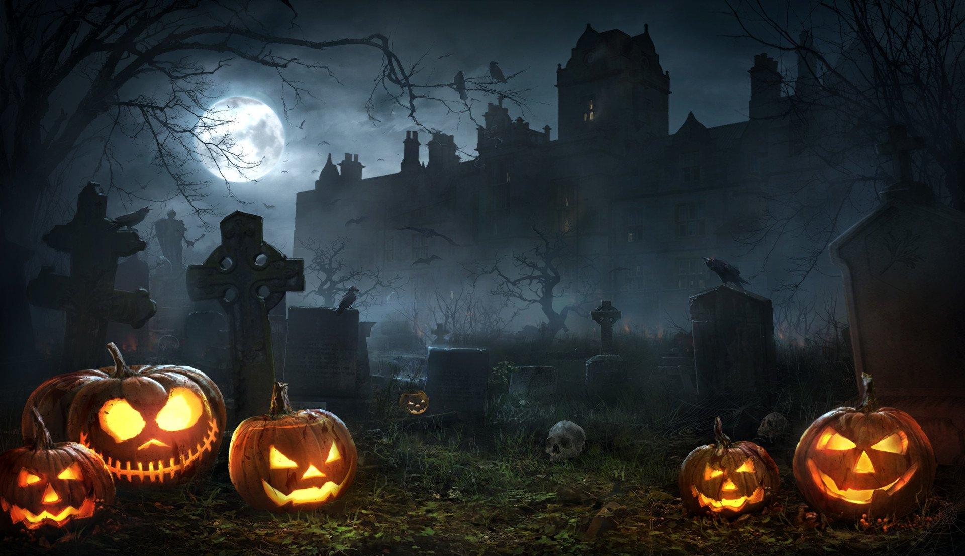 Halloween wallpapers hd-3